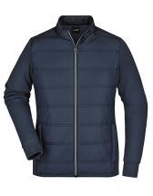 Ladies' Hybrid Sweat Jacket