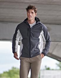 Men´s Hooded Lightweight Performance Softshell Jacket
