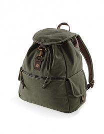 Vintage Canvas Backpack