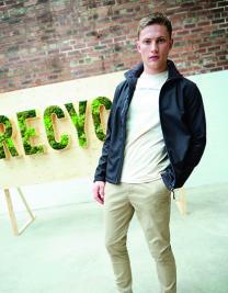 Honestly Made Recycled Softshell Jacket