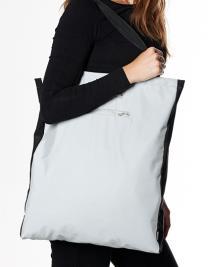 Full Reflective Shopping Bag Milan