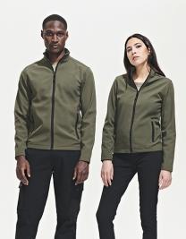 Women´s Softshell Zip Jacket Race