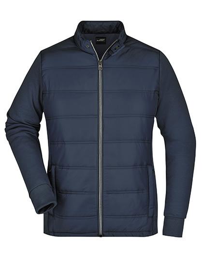Ladies´ Hybrid Sweat Jacket