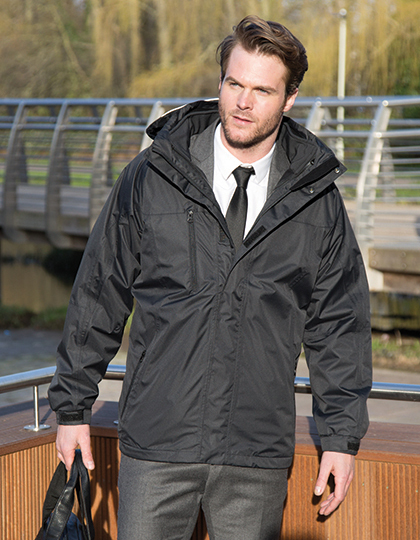 Men´s 3-in-1 Journey Jacket With Soft Shell Inner